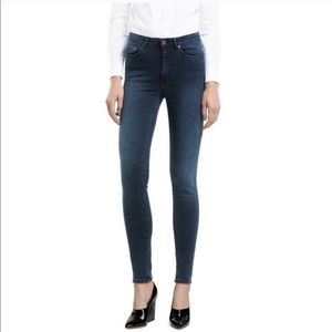 Acne Studios High Rise button fly jeans 29 x 32